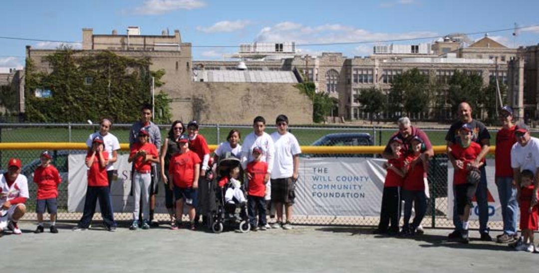 Grant helps kids with disabilities feel like Major League ball players