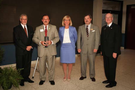 The Community Foundation of Will County Recognizes the Joliet Chamber's Education Committee