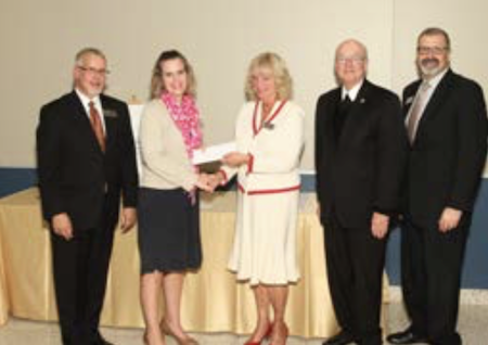 Foundation Awards $84,930 in Grants to Eight Area Nonprofits