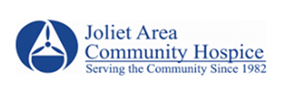 Joliet Area Community Hospice (JACH) honors The Community Foundation of Will County with Heart of Hospice Award